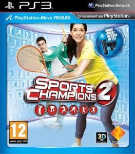 Sports champions 2-1