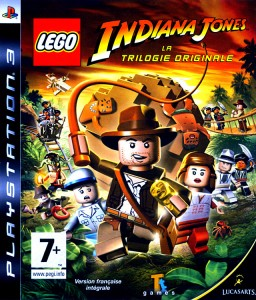 lego indiana jones 1